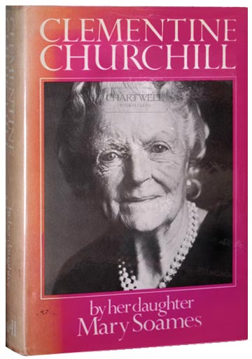 Clementine Churchill Net Worth