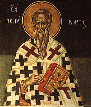 polycarp writings Without knowing a whole lot about saint polycarp, he has entered into the life of  the  saint ignatius, on his way to rome to be martyred, visited polycarp at.