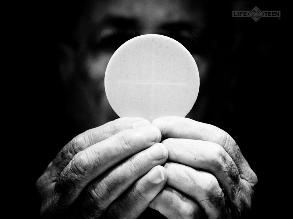 Symbols For Holy Eucharist http://jameswoodward.wordpress.com/2010/05/11/the-eucharist/