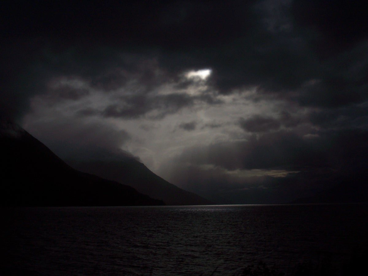 Darkness Jameswoodward S Weblog