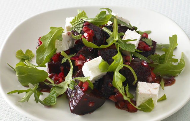 ... salad moroccan beet salad with cinnamon roasted beet and feta salad