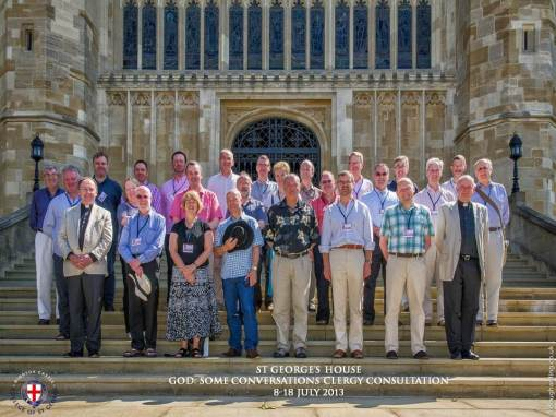 2013 Clergy Photo