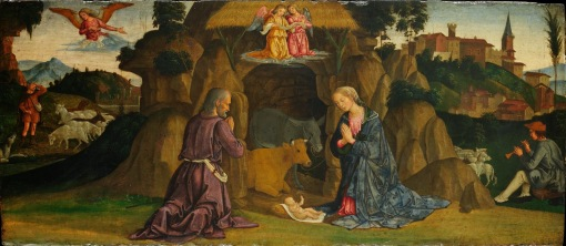 Antoniazzo Romano nativity the met ny[1]