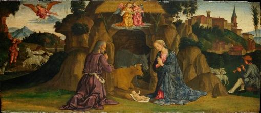 Antoniazzo Romano nativity the met ny[1]